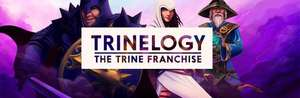 Trinelogy : The Trine Franchise sur PC