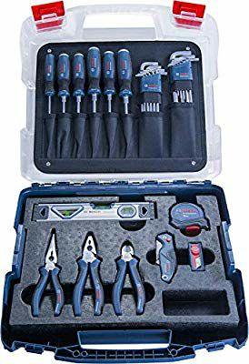 Set d'outils Bosch Professional - 40 pièces (en L-Case)