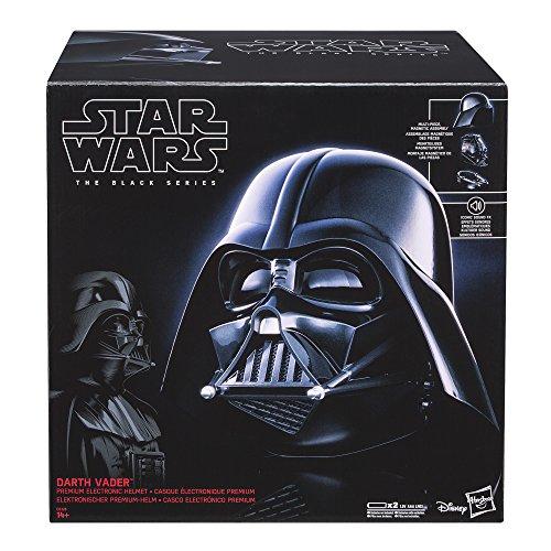 Casque Electronique Star Wars – The Black Series Dark Vador - Edition Collector