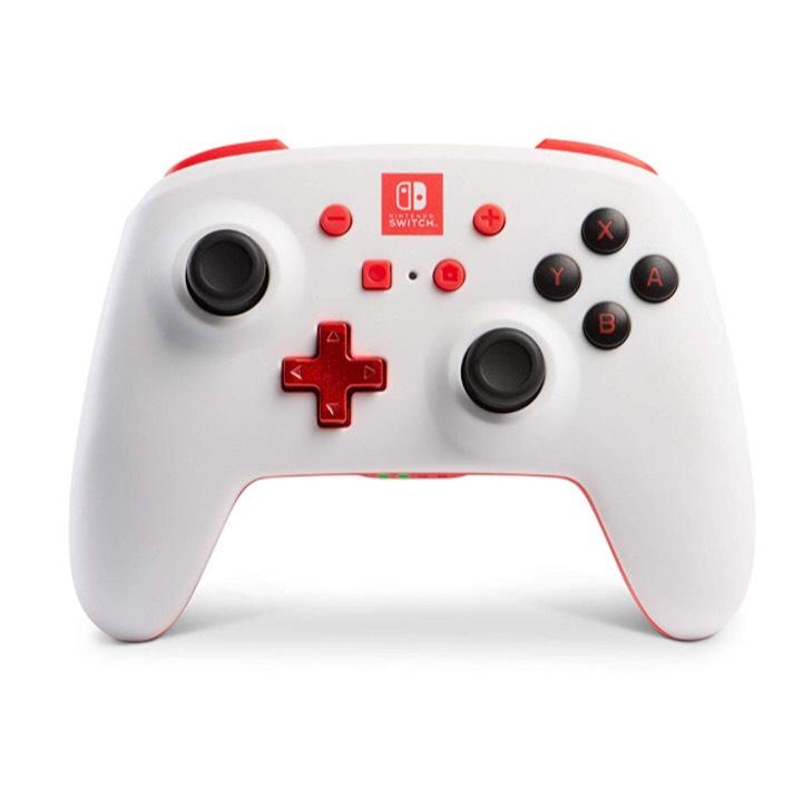 Manette sans-fil Nintendo Switch - Blanc
