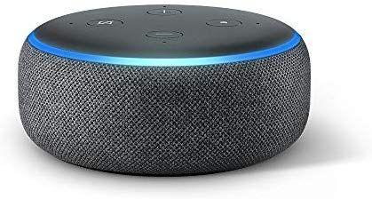 Enceinte connectée Amazon Echo Dot 3 (Alexa)