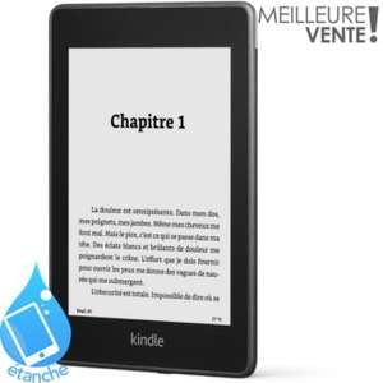 """Liseuse 6"""" Amazon Kindle Paperwhite - Noir 8Go"""