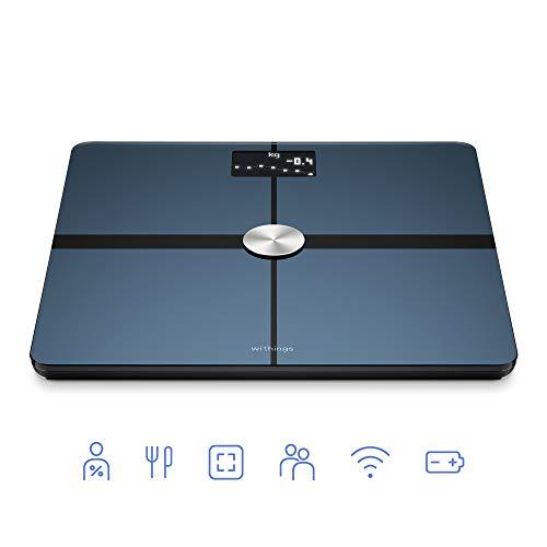 Balance Wi-Fi avec analyse de la composition corporelle Nokia Body+ - Sable clair