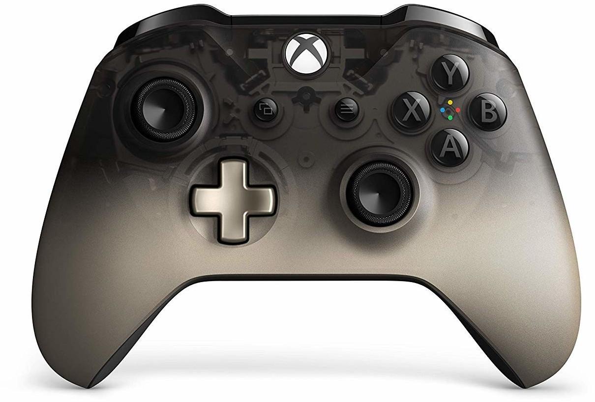 Manette sans-fil Microsoft Xbox One - Édition Limitée Phantom Black