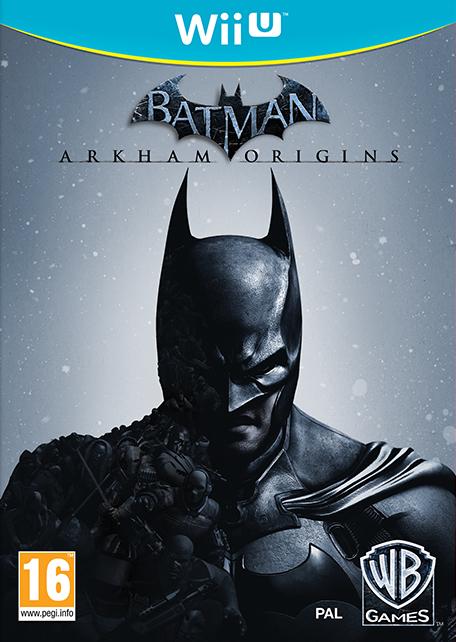 Batman - Arkham Origins sur Wii U (+0.60€ en SuperPoints)