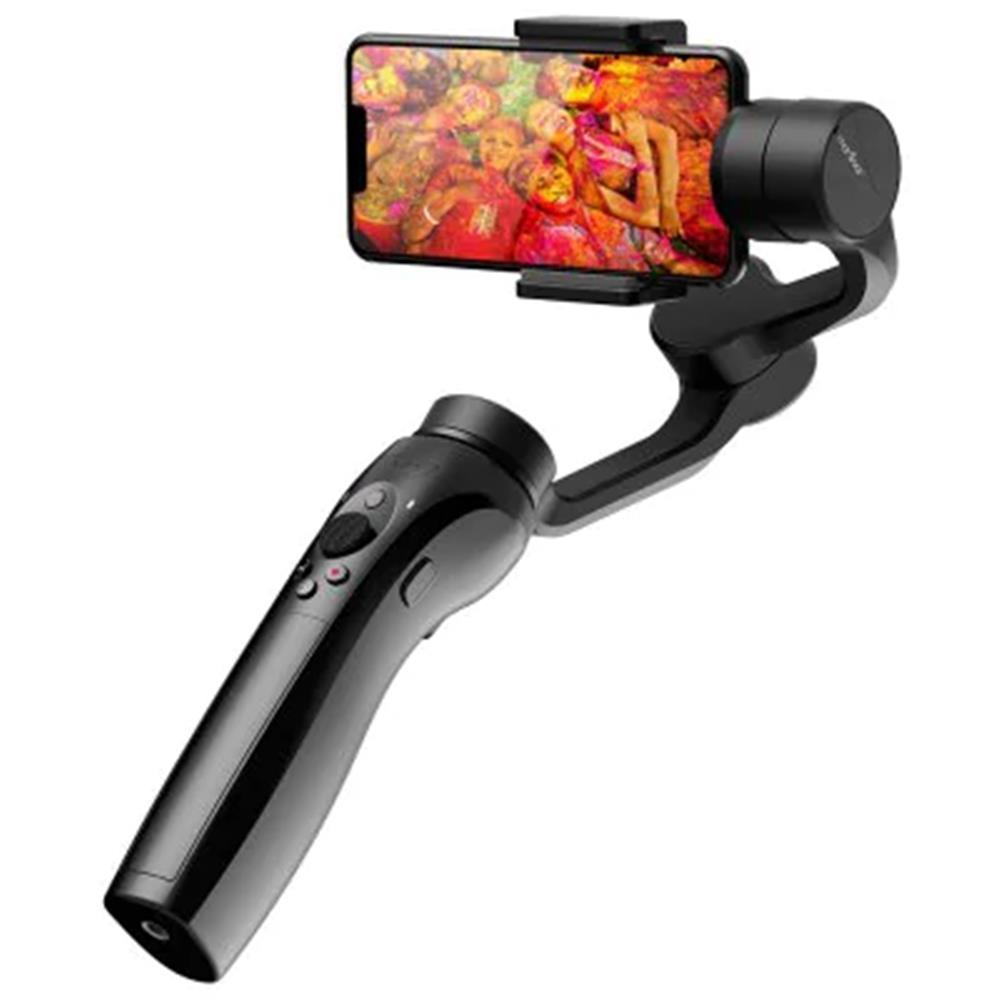 Stabilisateur 3 axes pour smartphone Emax MarSoar Glide - avec batterie 1800 mAh, Bluetooth