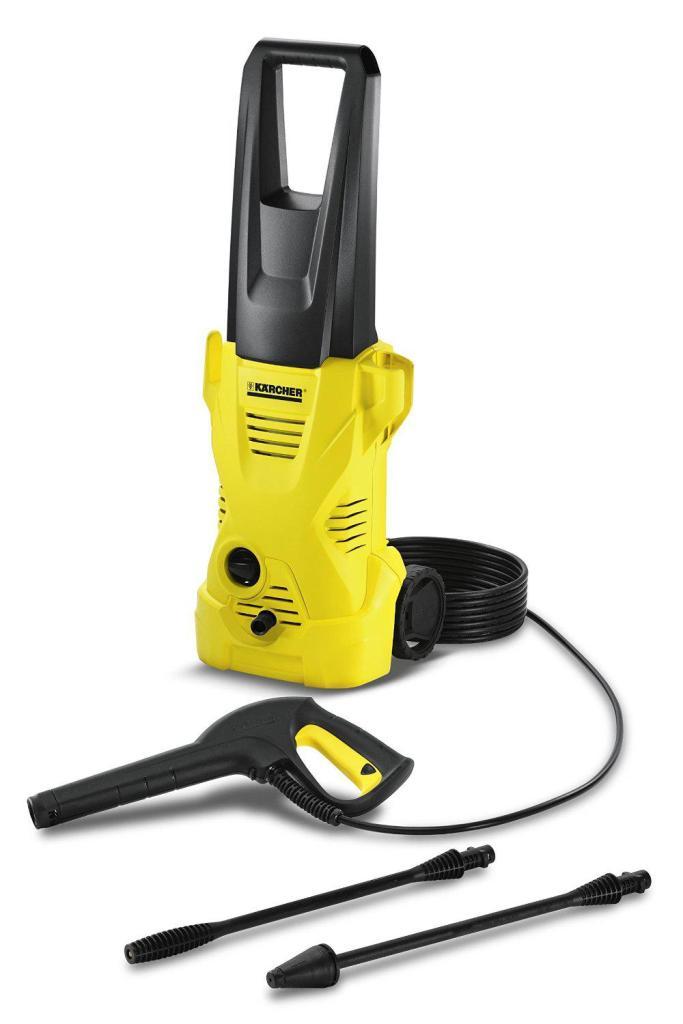 Nettoyeur Haute Pression électrique Kärcher K2 - 1400 W
