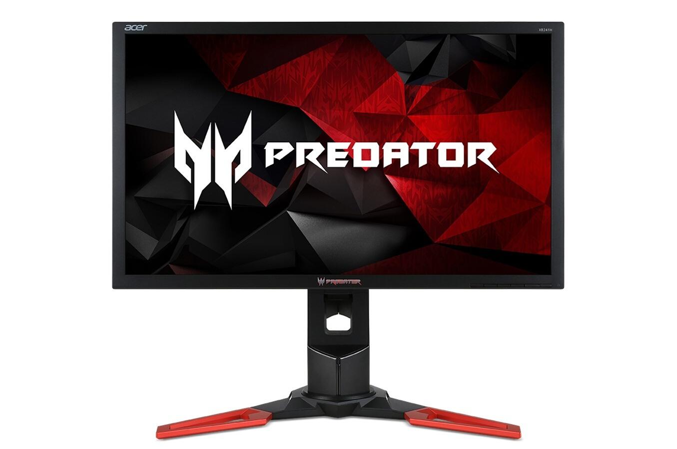 "Ecran 144Hz LED PC 24"" Gamer Acer Predator XB241HBMI - Full HD"