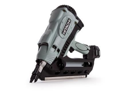 Cloueur à Gaz pour Bois Hitachi NR90GC2 - 90mm (toomanytools.com