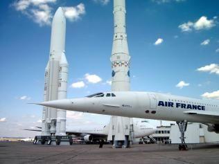 Visite guidée gratuite du Musée de l'Air et de l'Espacele 29 Juin - Le Bourget (93)