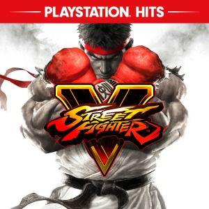 Jeu Street Fighter V sur PS4 (Dématérialisé)