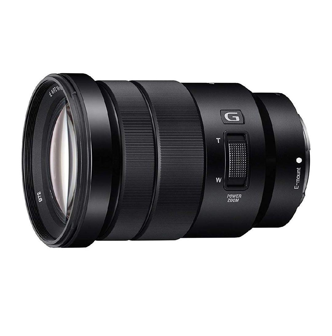 Objectif Sony 18-105mm F4 Serie G - Stabilisation optique, APS-C