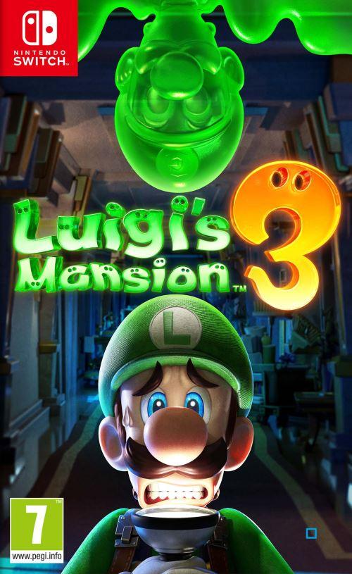 [Précommande] Luigi's Mansion 3 sur Nintendo Switch (+10€ en Fidélité pour les Adhérents)