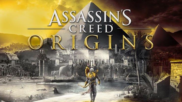 Assassin's Creed Origins - Gold Edition sur PC (Dématérialisé - Uplay)