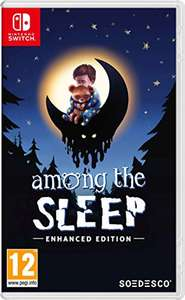 Among The Sleep - Enhanced Edition sur Nintendo Switch (vendeur tiers)