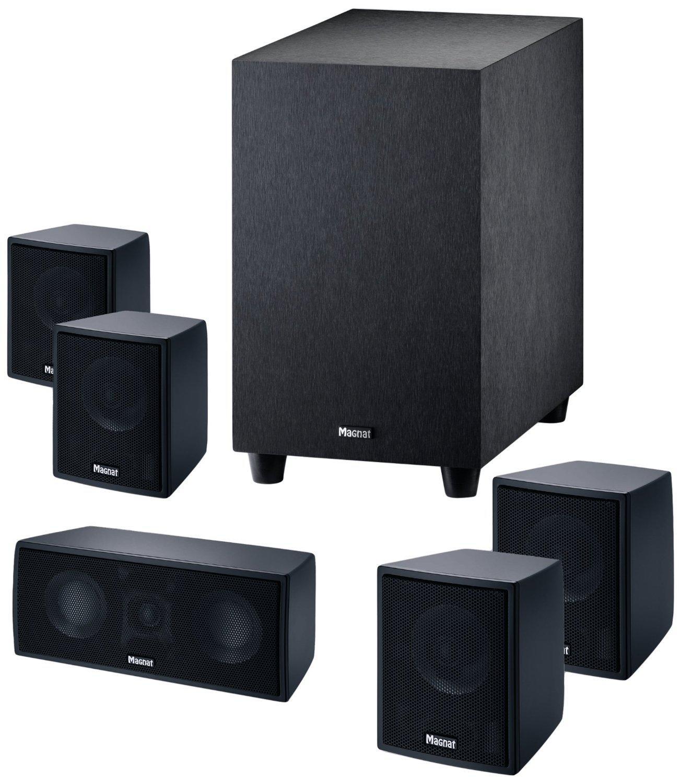 Pack Home-cinéma 5.1 Magnat Interior - bass reflex
