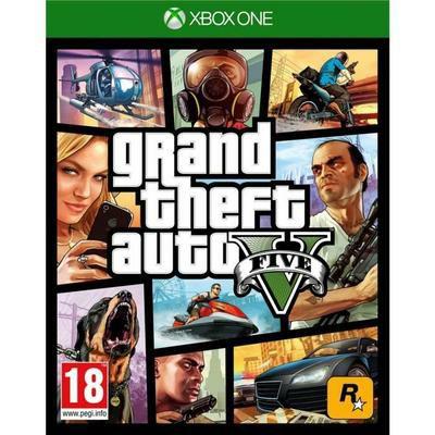 [CDAV] GTA V sur Xbox One
