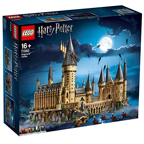 Jeu de construction Lego Harry Potter - Le château de Poudlard (71043)