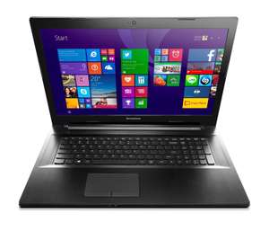 "PC Portable 17"" Lenovo G70-80 - Intel Core i3-4005U, 4 Go de RAM, Disque dur 500 Go"