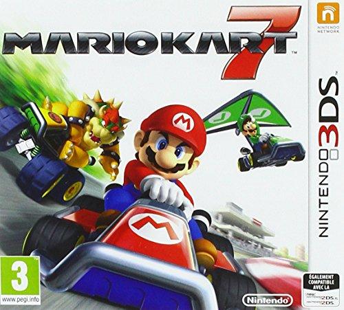 Sélection de jeux vidéo en promotion - Ex : Mario Kart 7 sur Nintendo 3DS
