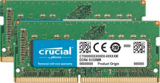 Kit Mémoire Crucial CT2K16G4S24AM - 32 Go (2 x 16 Go) DDR4,  2400MT/s, PC4-19200, SODIMM, CL17