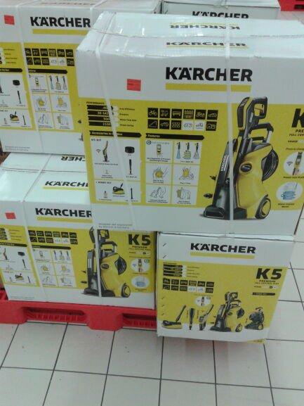 Nettoyeur haute-pression Karcher K5 Premium FC Plus - Vaulx en Velin (69) / Lattes (34) / Ollioules (83)
