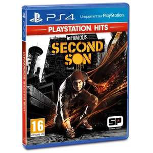 [CDAV] InFamous Second Son PlayStation Hits sur PS4 (vendeur tiers)