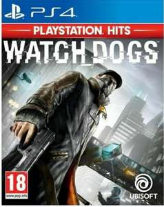 [CDAV] Watch Dogs - Playstation Hits sur PS4
