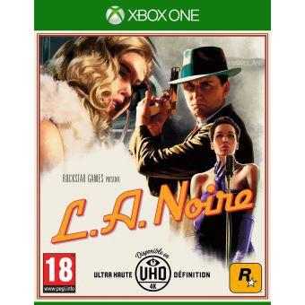 [CDAV] L.A. Noire sur Xbox One