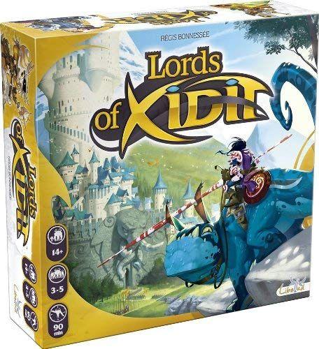 Jeu de société Libellud Lords of Xidit (Import Anglais) (Vendeur tiers)