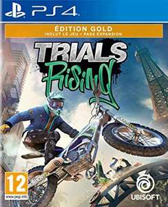 [CDAV] Trials Rising Gold sur PS4