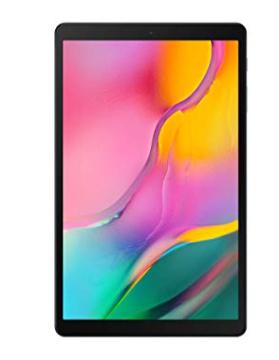 """Tablette 10.1"""" Samsung Galaxy Tab A 2019 - WUXGA, 32 Go, 6150 mAh, 4G LTE (Version Italienne)"""