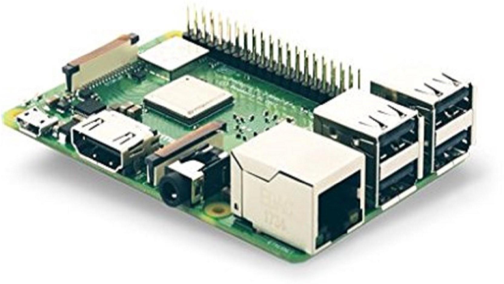 Carte de Développement Raspberry Pi 3 Modèle B+ (Vendeur tiers, expédié par Amazon)