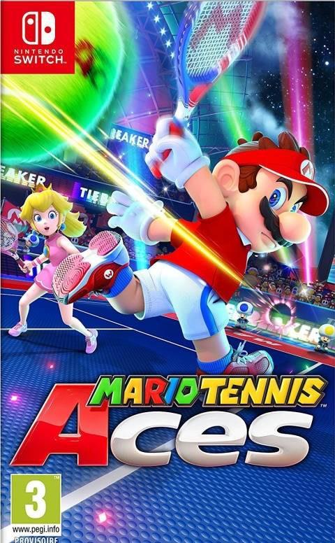 [CDAV] Mario Tennis Aces sur Nintendo Switch