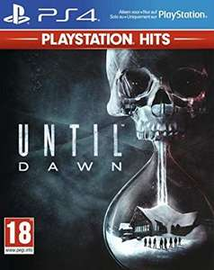 [CDAV] Until Dawn - PlayStation Hits sur PS4