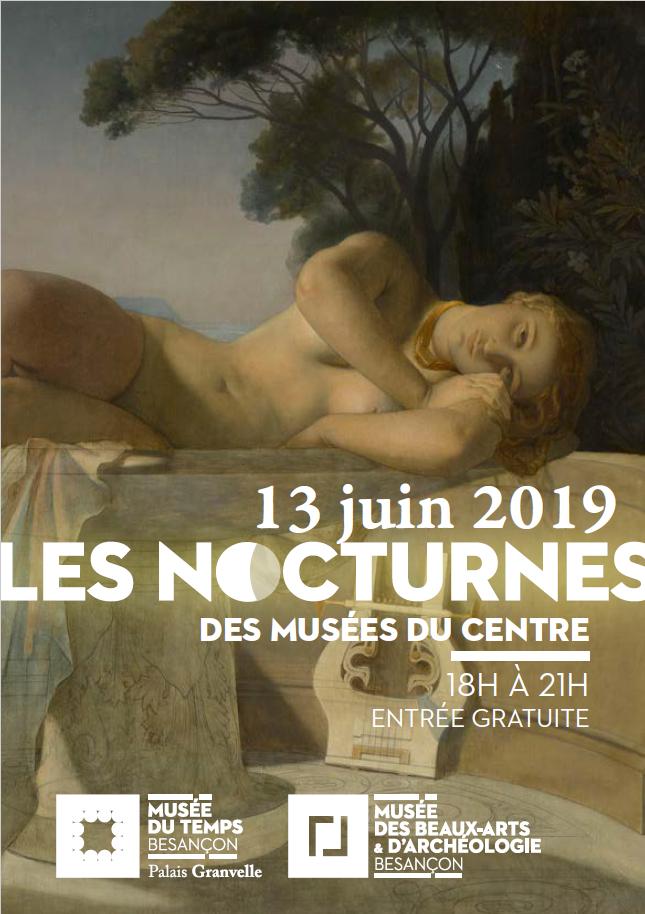 Les nocturnes des musées du centre de Besancon - Musée du Temps / Besançon (25)