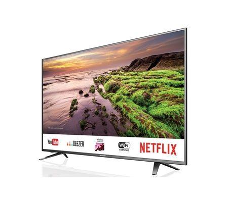 "TV 60"" Sharp LC-60UI7652E - 4K UHD"