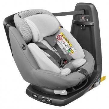 Siège-auto Bébé Confort AxissFix Plus i-Size (gris ou noir, groupe 0+/1) + accessoires offerts