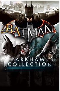 Batman: Collection Arkham (Les 3 jeux complets) sur Xbox One (Dématérialisé)