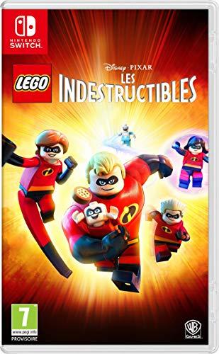 Lego Disney / Pixar Les Indestructibles sur Switch