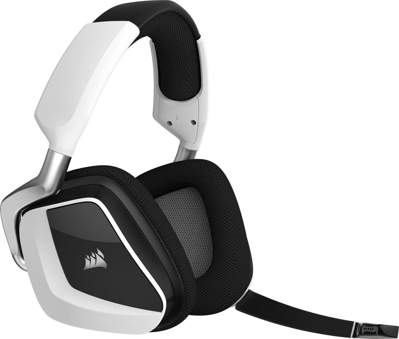 Casque audio sans-fil Corsair Void PRO RGB - blanc