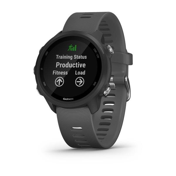 Montre de course Garmin Forerunner 245 avec Cardiofréquencemètre - Noir