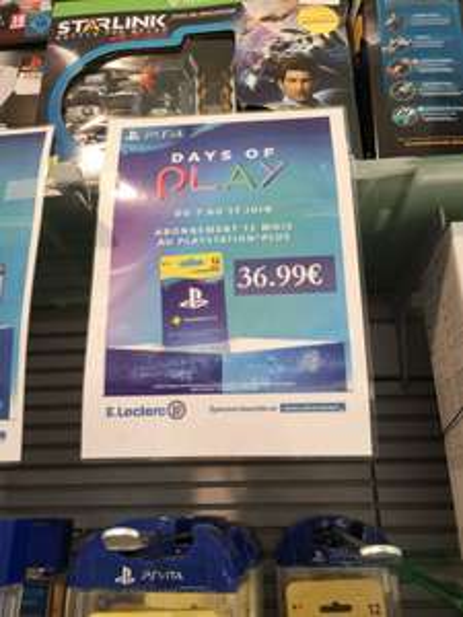 Abonnement Playstation Plus 12 Mois - Clermont-Ferrand (63)