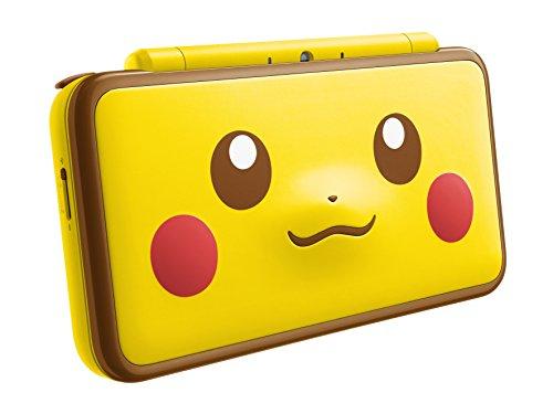 Console New Nintendo 2DS XL - Pikachu Edition