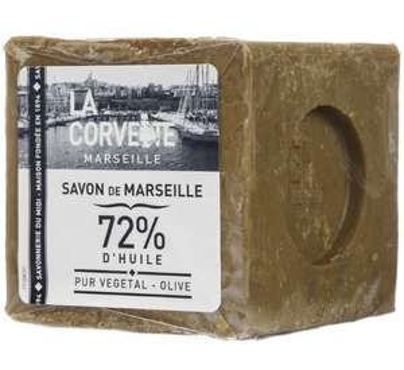Savon de Marseille La Corvette Cube de 300g