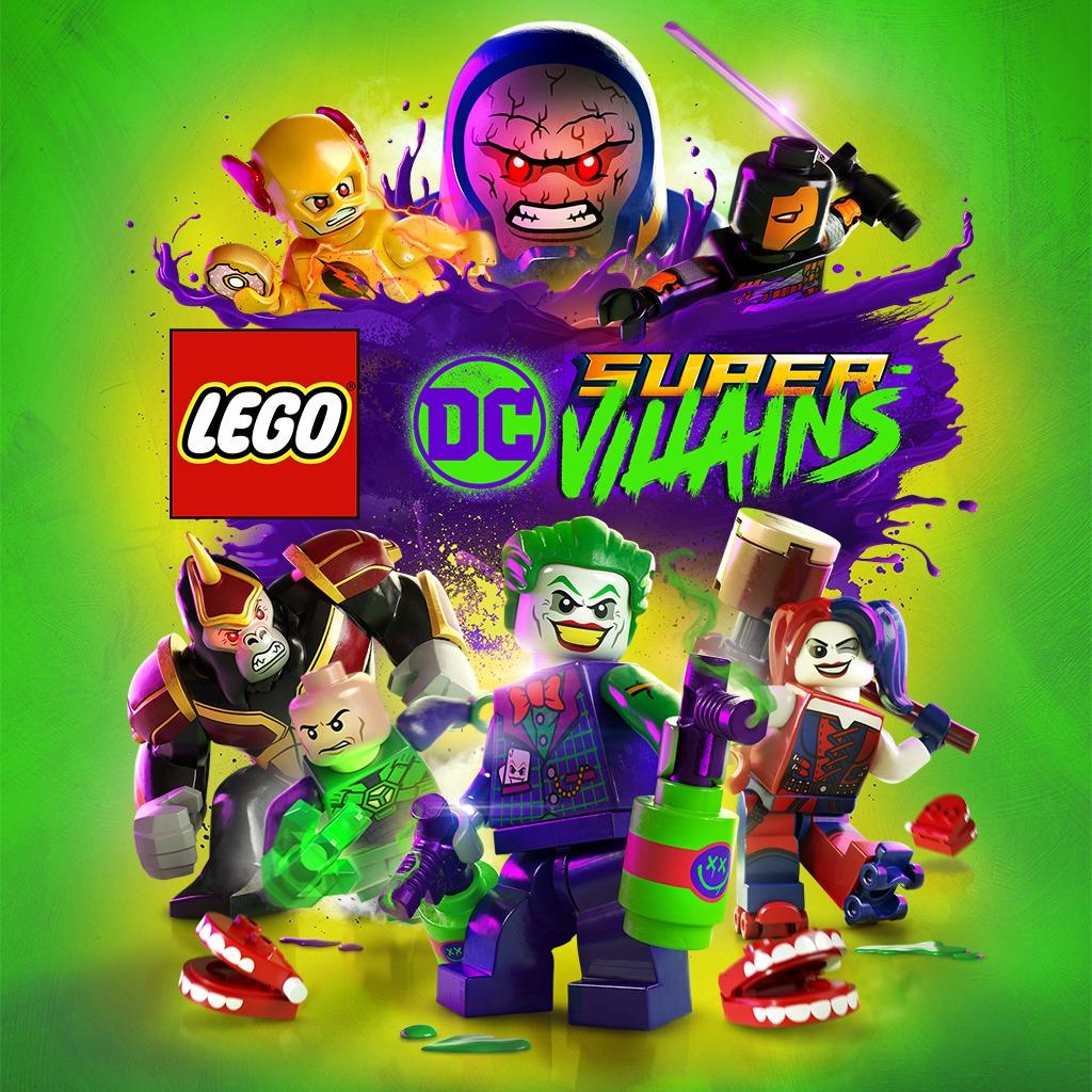 [Gold] Lego DC Super-Vilains jouable Gratuitement sur Xbox One (Dématérialisé - Optimisé Xbox One X)