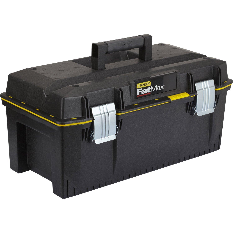 Boîte à outils étanche Stanley Fat Max 58 cm