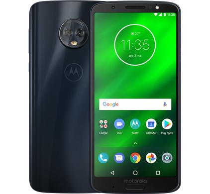 "Smartphone 5.7"" Motorola Moto G6 - Full HD+, Snapdragon 450, RAM 3 Go, ROM 32 Go, Double SIM"
