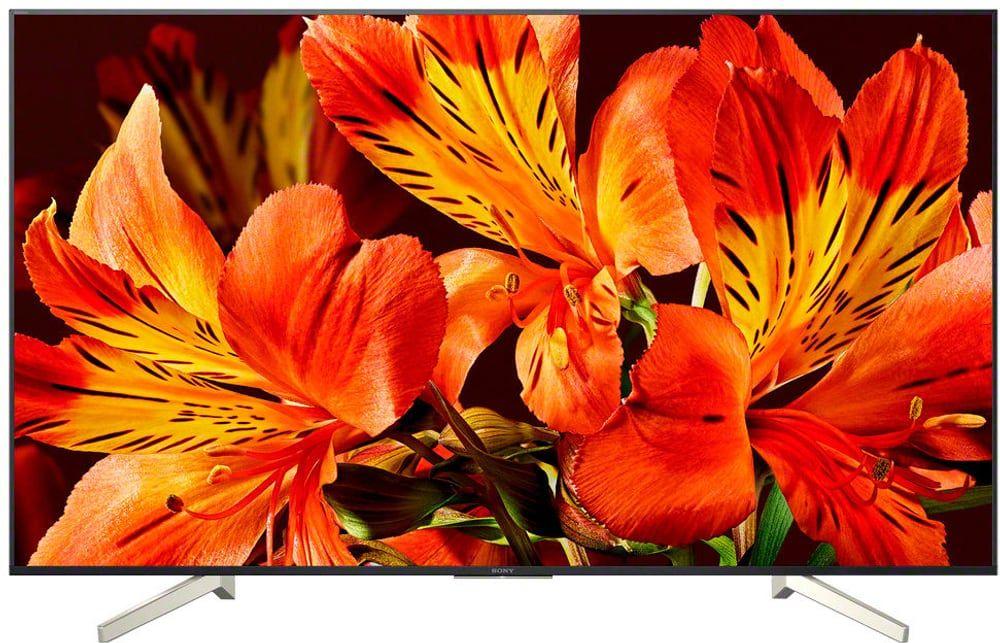 "TV 55"" Sony KD-55XF8505 - 4K UHD, LED, Smart TV (frontaliers Suisse)"