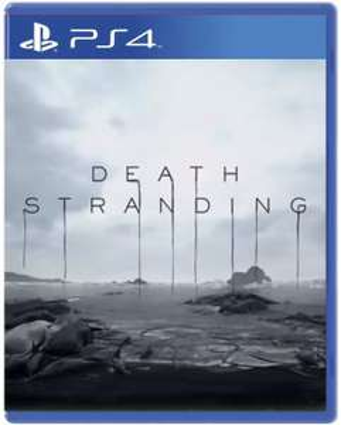 [Pré-commande] Death Stranding sur PS4